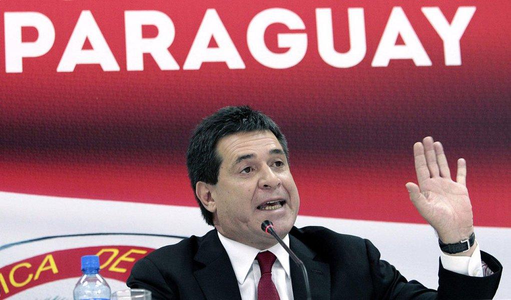Informação foi dada por Alberto Ramírez Zambonini, do Tribunal Superior de Justiça Eleitoral paraguaio, que conversou com o presidente da República, Horacio Cartes;os grupos de alto nível do bloco avaliam temas específicos como questões eleitorais, ciência, tecnologia e inovação, entre outros