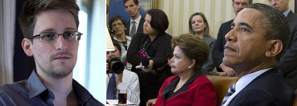 """Ex-agente da NSA (Agência de Segurança Nacional), dos EUA, promete em carta auxiliar a apuração de violações do sistema de espionagem do governo de Barack Obama no País: """"A NSA e outras agências de espionagem nos dizem que, pelo bem de nossa própria 'segurança' – em nome da 'segurança' de Dilma, em nome da 'segurança' da Petrobras –, revogaram nosso direito de privacidade e invadiram nossas vidas. E o fizeram sem pedir a permissão da população de qualquer país, nem mesmo do [país] delas.Quando nos unirmos em defesa da privacidade e dos direitos humanos básicos, poderemos nos defender até dos mais poderosos dos sistemas"""""""