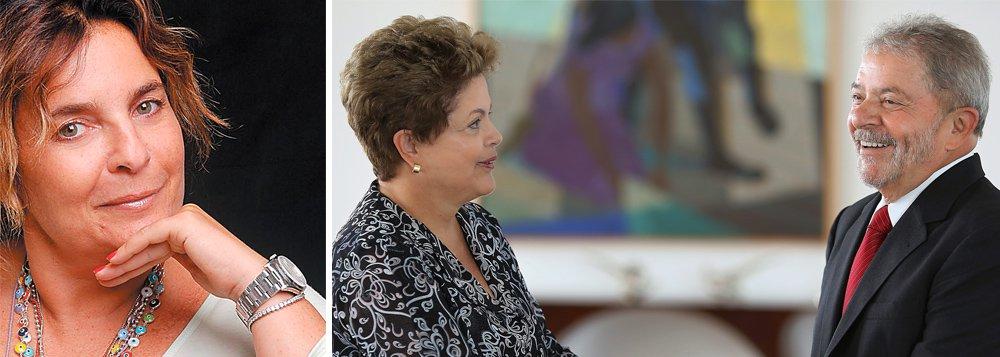 """Uma nota publicada pela colunista Joyce Pascowitch, editora da revista Poder, nesta tarde, agita o mercado político e também financeiro, provocando alta nas ações da Petrobras; o ex-presidente Lula teria confidenciado a pessoas próximas que aceitou o desafio de concorrer ao Palácio do Planalto já em 2014; """"Ele já deu como certa nesse fim de semana, para amigos mais próximos, sua intenção de voltar ao posto"""", diz ela; será que isso já foi combinado com a presidente Dilma Rousseff?"""