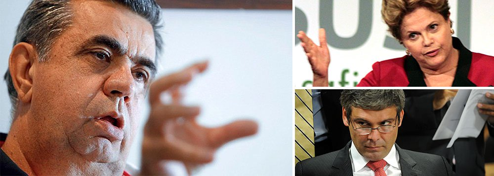 Presidente do PMDB no Rio, Jorge Picciani, reafirma que a presidente Dilma Rousseff só terá apoio do partido no Rio de Janeiro se o PT retirar a candidatura de Lindbergh Farias ao Palácio Guanabara