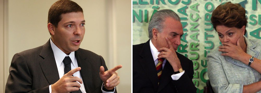 """Ideia foi levantada pelo ex-presidente Lula como forma de enfraquecer a candidatura de Aécio Neves (PSDB), em Minas Gerais, principal reduto eleitoral do tucano; mas osenador Valdir Raupp (RR), presidente do PMDB, avisa que tirar Michel Temer da condição de vice-presidente provocaria uma rebelião no partido; """"Josué é opção para 2018"""", diz Raupp"""