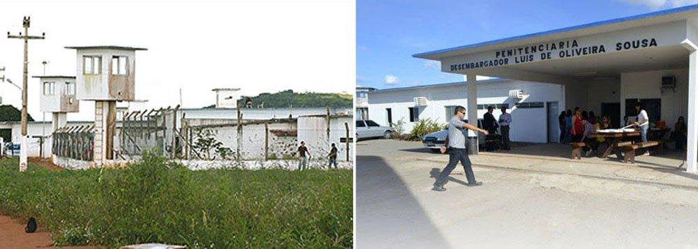 Uma ação ousada ocorrida no presídio Desembargador Luiz de Oliveira Souza, em Arapiraca, resultou na fuga de três reeducandos na madrugada desta segunda-feira (19). Houve troca de tiros. Um preso foi ferido na perna.