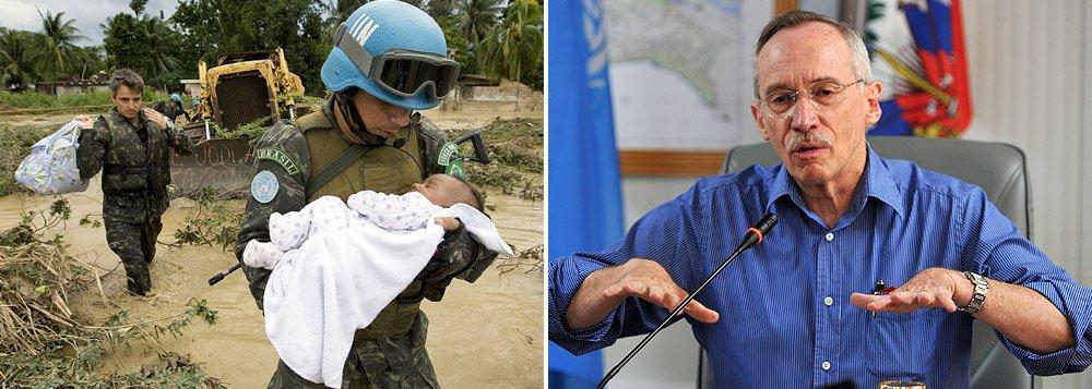As Nações Unidas precisam do Brasil em mais missões internacionais de paz em outros países; a afirmação é do secretário-geral assistente de Operações de Paz da ONU, Edmond Mulet, em entrevista exclusiva à BBC Brasil; oBrasil já participou de várias missões de paz: a missão de Suez, em 1956, do Timor Leste, em 1999, e atualmente a Unifil, no Líbano, e a Minustah, no Haiti;Mulet diz considerar imprescindível a ampliação desta participação