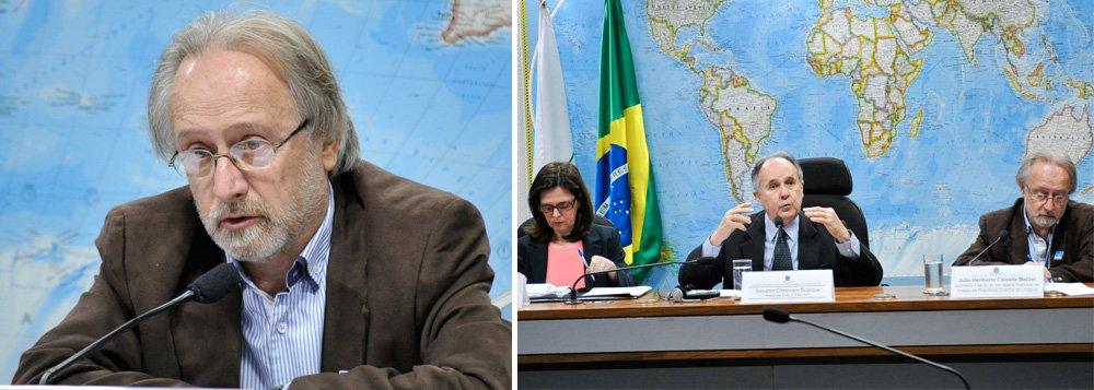 Afirmação é do secretário Nacional de Drogas do Uruguai,Julio Heriberto Calzada, que participou nesta segunda-feira 2 de debate na Comissão de Direitos Humanos e Legislação Participativa (CDH) do Senado; ele disse que a legalização talvez aumente o número de usuários, mas que a combinação com outras ferramentas de política pública pode reduzi-lo; na semana passada, o senador Cristovam Buarque (PDT-DF) afirmou queo Legislativo não pode mais fugir da discussão sobre legalização da maconha