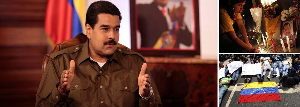 Em pleno clima de revolta política, governo da Venezuela, de Nicolás Maduro, prepara dez dias de atividades em diferentes regiões do país para lembrar um ano da morte do líder bolivariano; são esperados chefes de Estado e representantes de vários países convidados; o presidente da Bolívia, Evo Morales, e o vice-presidente da Argentina, Amado Boudou, já estão em Caracas