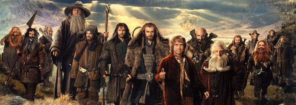 """Os anões e hobbits de """"O Hobbit: A Desolação de Smaug"""" conseguiram superar o astro de """"Tudo por um Furo - O Âncora 2"""", Will Ferrell, e deram ao filme de fantasia a liderança das bilheterias nos Estados Unidos e no Canadá pela segunda semana seguida, lucrando 31,5 milhões de dólares neste fim de semana"""