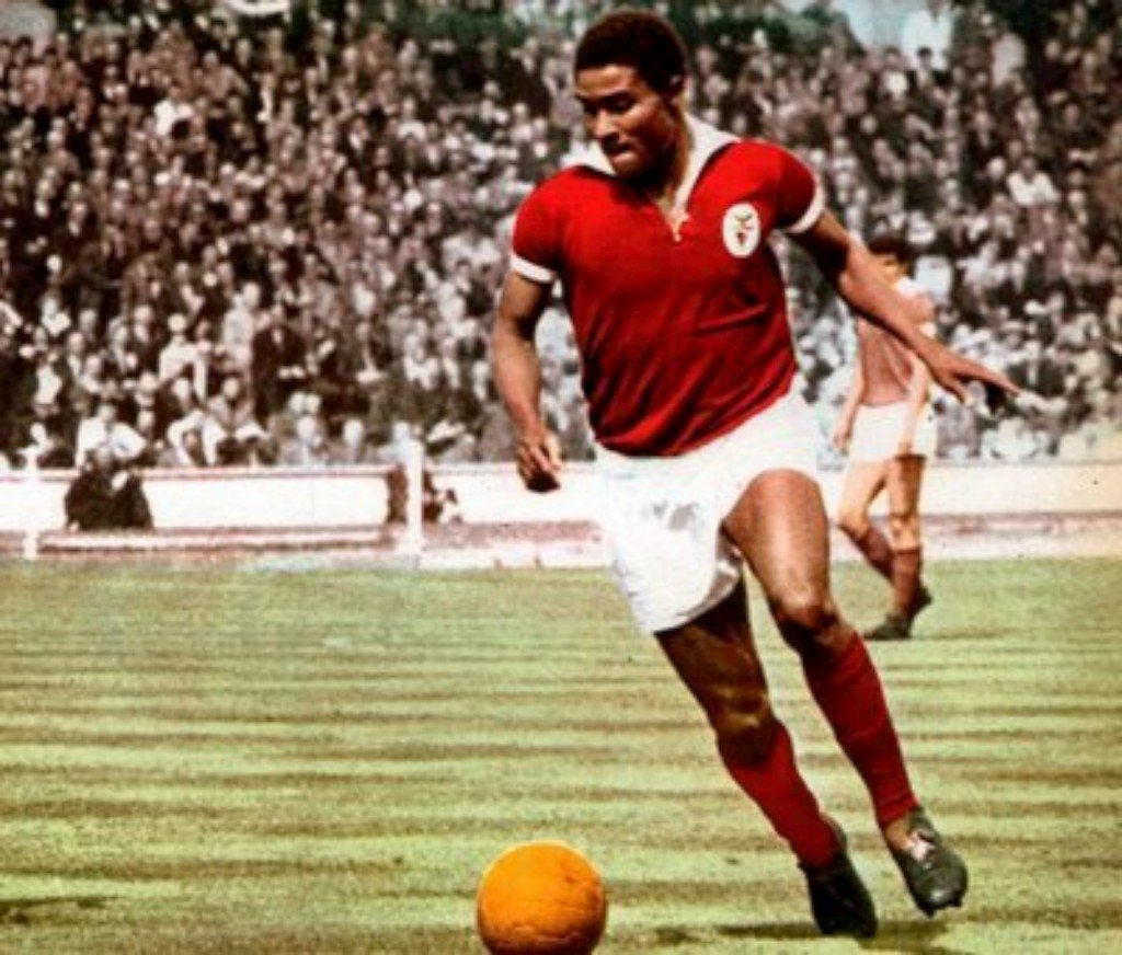 Maior jogador da história de Portugal, Eusébio, o Pantera Negra, faleceu aos 71 anos