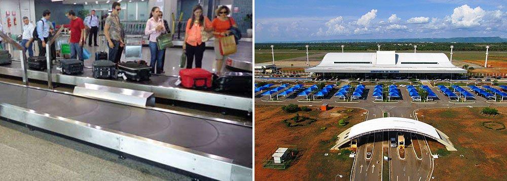 Em 10 anos o movimento do aeroporto de Palmas, Brigadeiro Lysias Rodrigues, aumentou quase cinco vezes, ou 460%. Esses números tem relação com o crescimento da economia do Estado de Tocantins