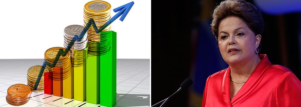 """Em entrevista a um pequeno grupo de jornalistas estrangeiros, presidente Dilma Rousseff disse que não podia explicar porque o Brasil não estava crescendo mais rápido, mas garantiu que o real teve seis meses de """"total estabilidade"""" e que a inflação estava caindo; Dilma afirmou ainda que não tem a intenção de mudar a meta de inflação, de 4,5 por cento"""