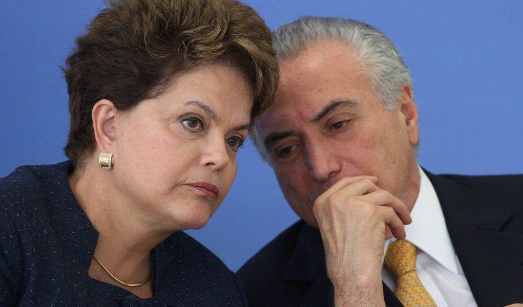 """Vice-presidente já não esconde crise do PMDB com o governo Dilma Rousseff e diz que descontentamento na bancada federal e nos diretórios estaduais foge do controle; partido lidera o """"blocão"""" da Câmara, que pressiona votações de interesse do Planalto"""