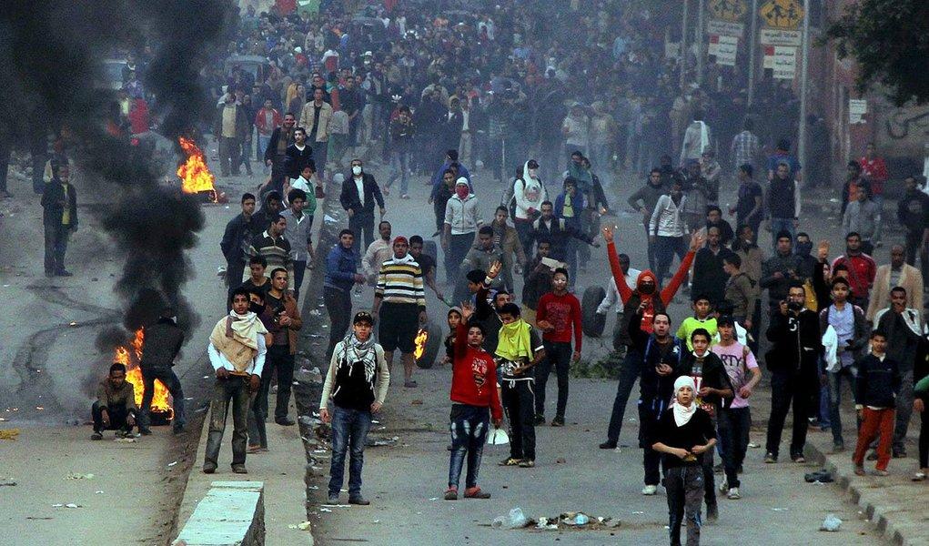 De acordo com comunicado do Ministério do Interior, a proibição de distribuir o impresso jornal Liberdade e Justiça é consequência da decisão tomada pelo Conselho de Ministros do Egito que, após uma reunião, classificou a Irmandade como terrorista
