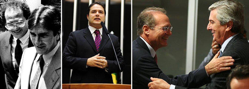 Pesquisa Ibope atesta que a aliança entre os senadores Fernando Collor (PTB/AL) e Renan Calheiros (PMDB/AL), que foram dois dos homens mais poderosos do País na década de 90, voltou a render frutos para a dupla; na disputa para o governo de Alagoas, o deputado Renan Filho (PMDB-AL) lidera com 35% dos votos; no Senado, com 37%, Collor abriu dez pontos de vantagem sobre Heloisa Helena; em Alagoas, a presidente Dilma Rousseff tem 52% dos votos, contra 12% de Eduardo Campos e 8% de Aécio Neves