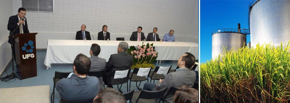 Petrobras e Universidade Federal de Goiás (UFG) inauguraram centro tecnológico para melhorar a genética da cana de açúcar em Goiás, visando ampliar a produção do etanol celulósico e etanol de segunda geração; estrutura é composta por cinco laboratórios e recebeu investimentos de aproximadamente R$ 1,8 milhão