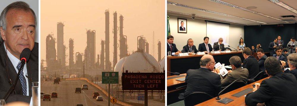 """Ex-diretor da Petrobras afirma, ao contrário da versão da presidente Dilma Rousseff, que cláusulas de Put Option e Marlim """"não tinha representatividade"""" no negócio de Pasadena, e por isso não as incluiu no resumo executivo; """"não houve intenção de enganar ninguém"""", disse; Dilma, que comandava o conselho administrativo da empresa à época, considerou relatório """"falho"""" e """"omisso""""; em audiência na Câmara, Nestor Cerveró também negou, como havia dito seu advogado, que o resumo tivesse sido entregue 15 dias antes ao grupo; """"Houve precipitação [do advogado], em nenhum momento eu disse [isso]""""; ele admitiu que """"Pasadena não foi, evidentemente, o melhor projeto do mundo"""""""