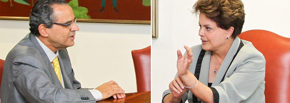 O mecanismo do Orçamento Impositivo obriga o governo a executar as emendas parlamentares aprovadas pelo Congresso para o Orçamento anual; vitória do presidente da Câmara dos Deputados, Henrique Eduardo Alves (PMDB-RN)
