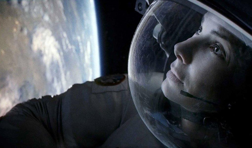 """Suspense espacial, que estrela os ganhadores do Oscar Sandra Bullock e George Clooney,recebeu 11 indicações ao Bafta nesta quarta-feira, colocando o filme em vantagem na principal premiação do cinema britânica, enquanto """"12 Anos de Escravidão"""" e """"Trapaça"""" foram nomeados em 10 categorias"""