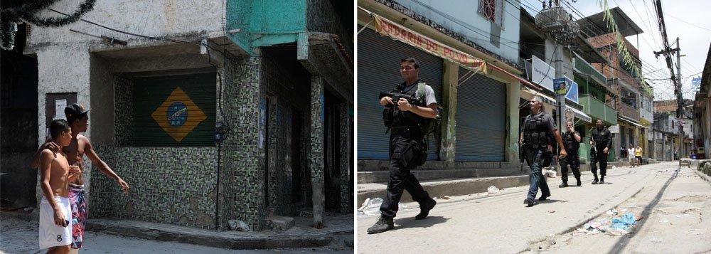 O número de homicídios no Rio cresceu de 16,7% de 2012 para 2013, de acordo com o estudo Incidências Criminais e Administrativas da Segurança do Estado do Rio de Janeiro, divulgadas pelo Instituto de Segurança Pública (ISP); em número absolutos, os registros de assassinatos passaram de 4.081 para 4.761