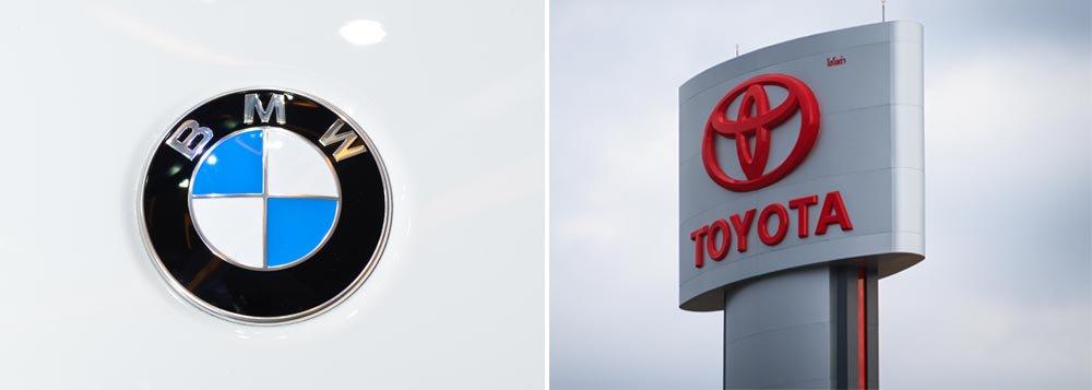 As montadoras BMW e Toyota concordaram em desenvolver uma plataforma conjunta para carros esportivos, disse o chefe de desenvolvimento da BMW, Herbert Diess, a um jornal alemão; as empresas também disseram na época que iriam estudar o potencial de uma plataforma conjunta para um veículo esportivo de porte médio em um estudo de viabilidade a ser concluído até o final de 2013