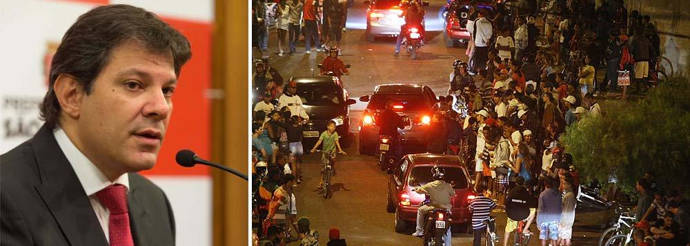 Projeto era de autoria dos vereadores Coronel Camilo (PSD) e Conte Lopes (PTB) e proibia a realização de bailes funk em vias públicas na capital paulista; para o prefeito, eventos em vias públicas e som de veículos já são regulamentados pela legislação atual
