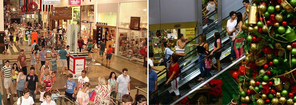Segundo os dados daAssociação Brasileira de Lojistas de Shopping (Alshop), os lojistas admitiram cerca de 135 mil funcionários temporários para o período de fim de ano, o que representa um aumento de 5% na comparação com o mesmo período do ano passado. A expectativa da Alshop é a de que desses, 20% sejam efetivados, o que equivale a 27 mil trabalhadore