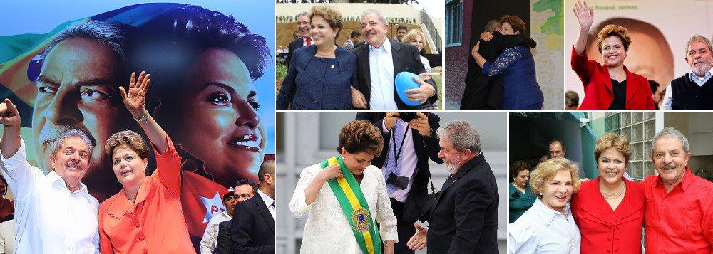 """Em perfil sobre a presidente Dilma Rousseff para o jornal espanhol El País, que a escolheu comouma das principais lideranças ibero-americanas de 2013, o ex-presidente Lula faz breve histórico de luta da sua sucessora, lembra ação dela em seu governo e destaca pontos positivos da atuação de Dilma como presidente; """"Em meio a uma crise mundial, o Brasil da presidente Dilma é o país mais empenhado na luta contra o desemprego"""", diz; para o petista, """"2014 será um grande ano para o Brasil, pois o país colherá os frutos que a presidente Dilma semeou: a exploração do petróleo na camada do pré-sal; as concessões dos aeroportos, da rede ferroviária e dos portos; os grandes investimentos em educação, saúde e saneamento"""""""