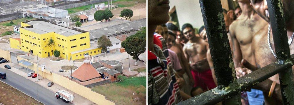 O detento era João Altair Oliveira Silva, que tinha 18 anos. Ele foi encontrado pelos monitores no corredor da unidade, na Central de Custódia de Presos de Justiça, com perfurações pelo corpo