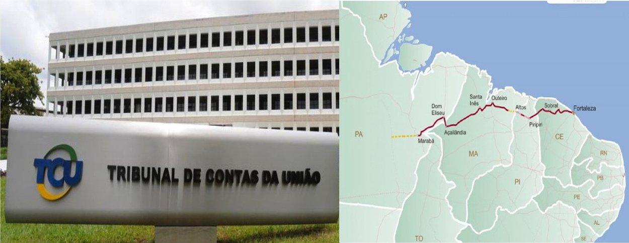 O tribunal identificou atrasos no cumprimento do cronograma de execução das obras, que deveriam ter sido concluídas em 2012, e que tem comprometido a segurança dos usuários da rodovia; a fiscalização do TCU aponta que 74% do trecho avaliado não teve suas necessidades atendidas a BR-222 interliga os estados do Ceará, Piauí, Maranhão e Pará, a estrada inicia na cidade de Fortaleza (CE), e termina em Marabá (PA)