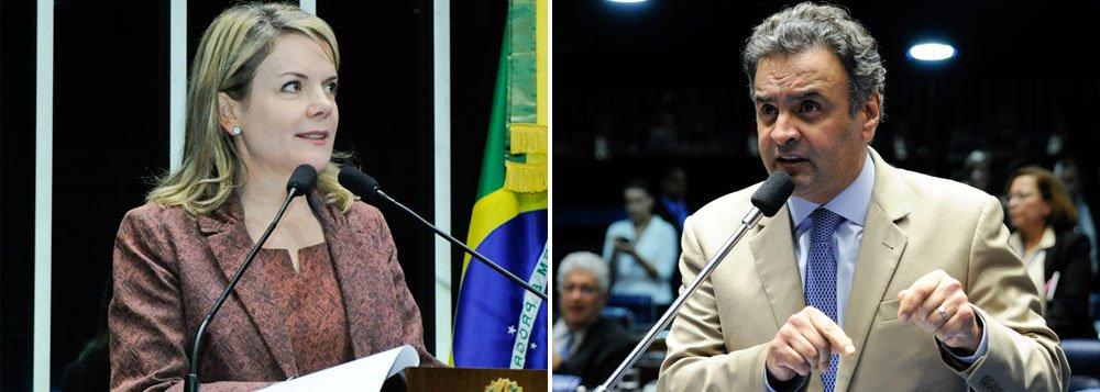 Em entrevista exclusiva ao 247, senadora do PT dizque o senador tucano está totalmente desinformado ao insinuar, em artigo na Folha, que o governo estaria fazendo uma intervenção no IBGE para alterar dados das pesquisas; segundo a senadora, houve mudança na lei do Fundo de Participação dos Estados (FPE) e o instituto está alterando a pesquisa que calcula uma das variáveis, que é a Renda Domiciliar per Capita; ela diz já ter enviado, com o senador Armando Monteiro (PTB-PE), requerimento ao Ministério do Planejamento solicitando mais informações sobre a metodologia