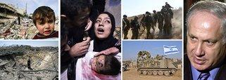 Ofensiva israelense já deixou 392 crianças mortase 2.502 feridas, anuncia Unicef; braço da ONU para a Infância calcula ainda que 370 mil menores necessitam urgentemente de ajuda psicológica; tropas israelenses, do monstro Benjamin Netanyahu, foram retiradas nesta terça-feira 5 de Gaza antes do início de um cessar-fogo de 72 horas mediado pelo Egito e diante da divulgação da destruição de todos os túneis usados pelos militantes do Hamas na região; desde o início do conflito, mais de 1.850 palestinos foram mortos