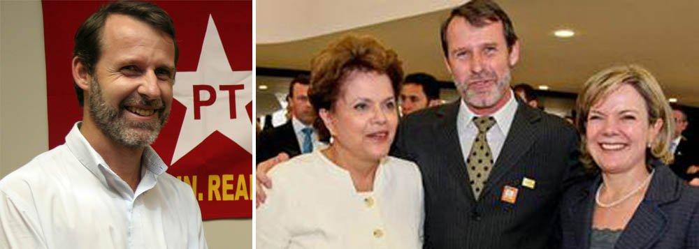 Ex-prefeito de Realeza, no Sudoeste, Eduardo André Gaievski pediu afastamento do cargo de assessor especial da Casa Civil; o petista diz que é vítima de armação política dos adversários na região