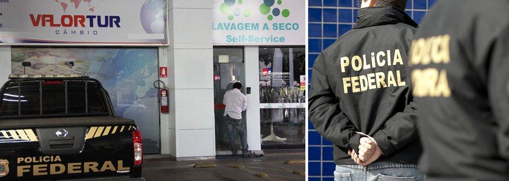 Presos são acusados de participar de organização criminosa que tinha como objetivo a lavagem de dinheiro; um deles é o dono de um dos maiores postos de combustíveis da área central de Brasília, próximo à Torre de TV, onde também funciona uma lavanderia e uma casa de câmbio