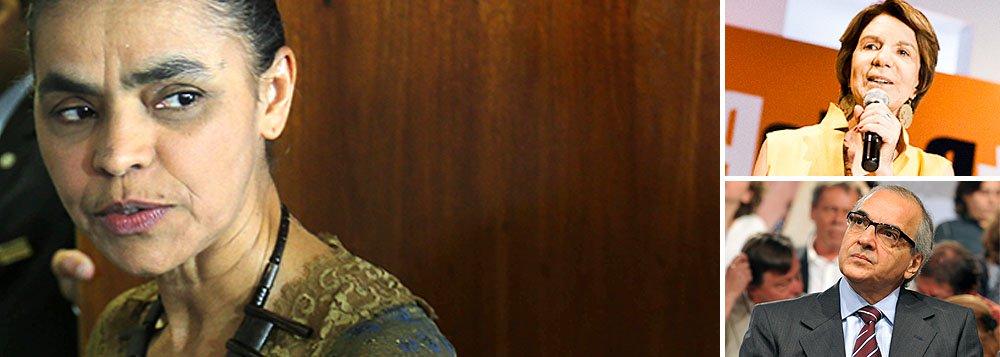 Sigla alega que os R$ 800 mil já consumidos no projeto de criação na Justiça Eleitoral provêm de centenas de doadores financeiros. Em 2010, Neca Setubal, socióloga e herdeira do banco Itaú, contribuiu com quase R$ 20 milhões à campanha da então candidata à presidente, e Guilherme Leal, um dos fundadores da Natura, desembolsou mais de R$ 570 mil