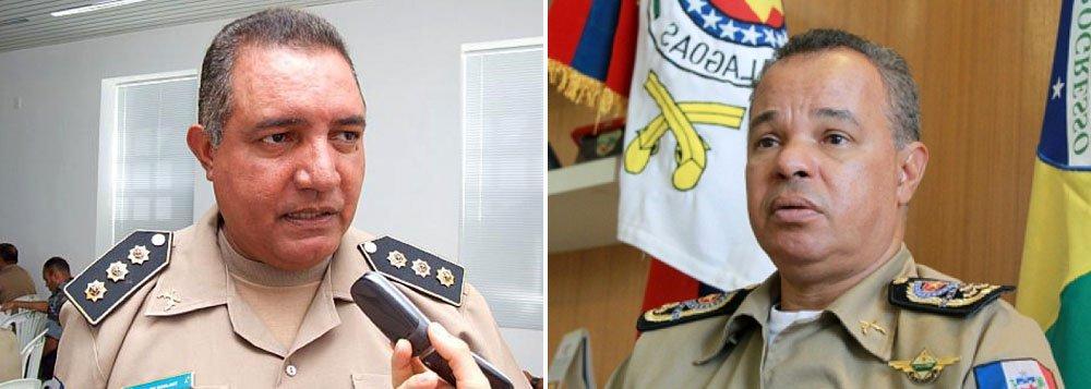 O coronel da Polícia Militar de Alagoas, Adroaldo Goulart, deu entrada numa notícia-crime no Tribunal de Justiça (TJ-AL) contra o comandante-geral da PM. O motivo é o não cumprimento de uma decisão do Supremo Tribunal Federal (STF) que manda reinserir à ativa de três coronéis que foram colocados na reserva