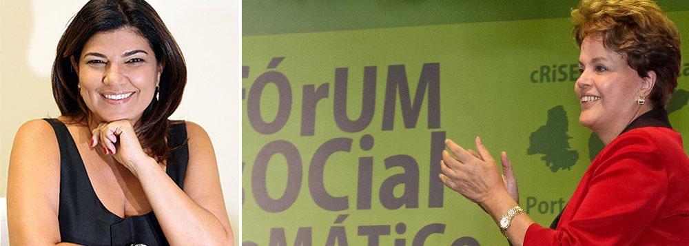 """Segundo colunista do G1, ideia é que a presidente faça no Fórum Econômico Mundial, na Suíça, o que Lula fez aqui, em 2002 com a chamada """"Carta aos Brasileiros"""" para afastar eventuais temores quanto à condução da economia em seu governo"""