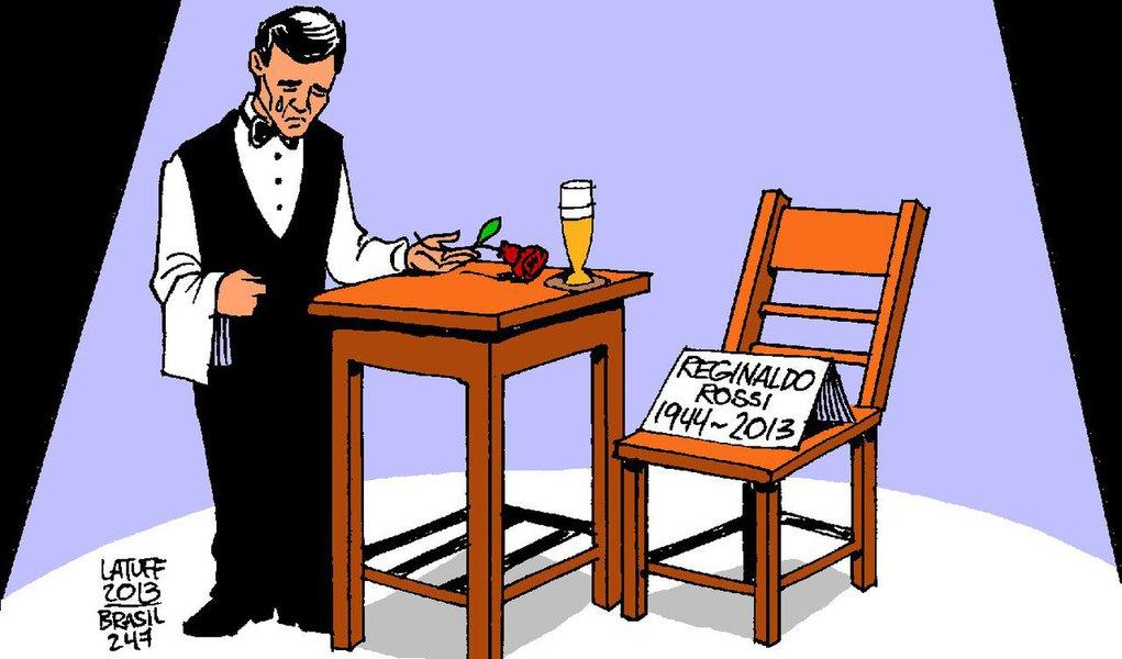 Homenagem de Carlos Latuff ao cantor e compositor pernambucano, que morreu nesta sexta-feira vítima de câncer de pulmão