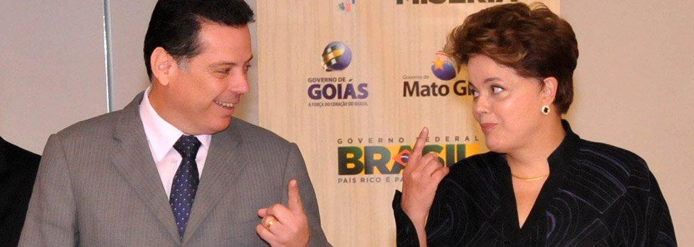 """Líder do PTB na Câmara, Jovair Arantes quer reunir seu partido, PP, PR e PV para reeditar a estratégia de 2010, quando apoiou o PSDB em Goiás e o PT no plano nacional; método que burla a verticalização das campanhas é comum no País; em Minas, houve os movimentos """"Lulécio"""" (Lula e Aécio) em 2006 e o """"Dilmasia"""" (Dilma e Anastasia) em 2010, com ampla aceitação do eleitor; em 2002, prosperou em Goiás o Movimento Luma (PCdoB e PSB), que pedia votos para Lula e Marconi, situação absolutamente impensável nos dias atuais"""