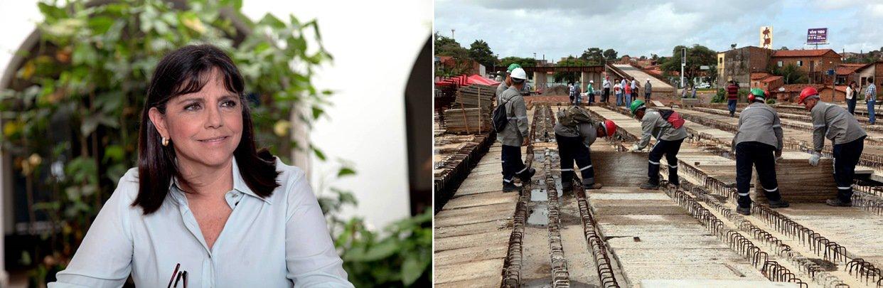 O Governo do Estado receberá R$ 187 milhões que serão aplicados na Região Metropolitana, em obras, como a duplicação da Estrada de São José de Ribamar, além da ampliação da estrada da Mata, a recuperação da Avenida Ferreira Gullar [Ilhinha] e, principalmente, a requalificação da Avenida dos Holandeses, com a implantação dos corredores de ônibus; a Prefeitura de São Luís administrará os R$ 57 milhões restantes