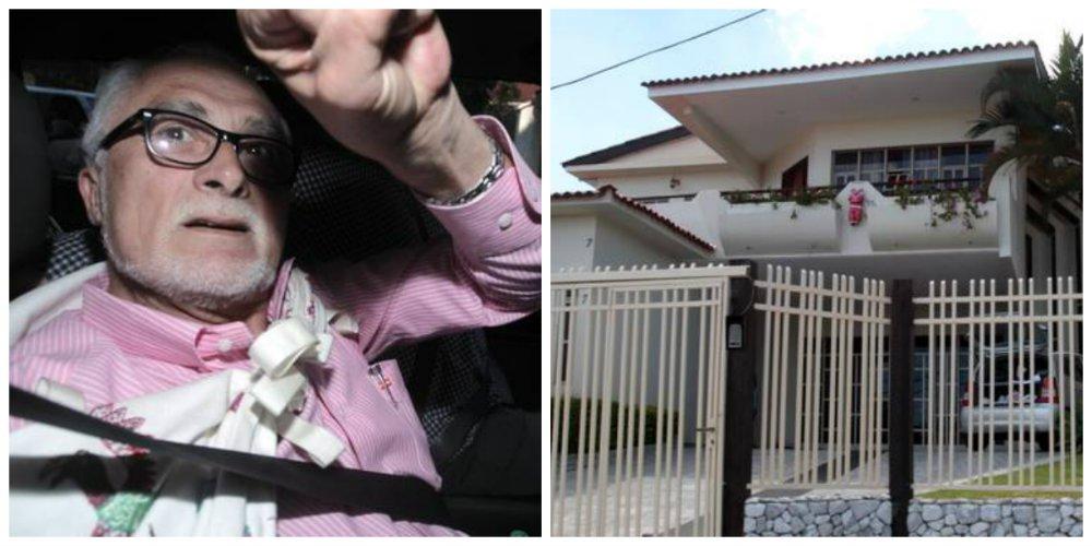 Impedido de cumprir prisão domiciliar em seu domicílio, que é São Paulo, ex-presidente do PT saiu do pequeno apartamento na cidade do Guará e agora é hospedado pelo sogro de uma de suas filhas em um condomínio nas proximidades do bairro Lago Sul, em Brasília