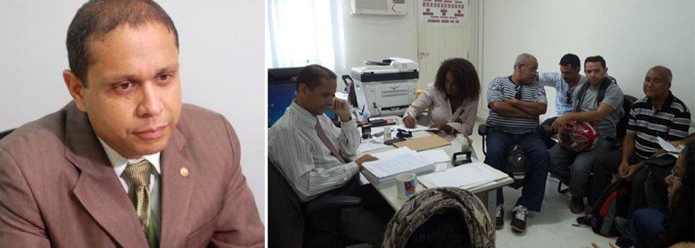 Líderes dos segmentos afros e LGBT participaram de uma nova reunião com o do Ministério Público Estadual (MPE). Eles querem apoio para à efetivação de políticas de igualdade racial por parte do governo do Estado e a imediata posse do Conselho Estadual de Políticas de Igualdade Racial (Conepir) e do Conselho Estadual de Políticas LGBT