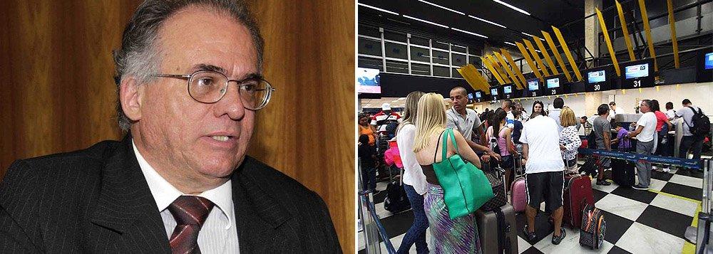"""No texto da liminar, o ministro do Tribunal Superior do Trabalho (TST), Maurício Godinho, diz que a categoria têm uma atividade """"essencial à livre locomoção de pessoas e bens, com reflexos relevantes na economia do país e no bem-estar de dezenas de milhares de pessoas em todo o Brasil"""""""
