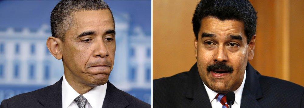 País de Barack Obama pressiona comissão a dar voz a opositores contra o presidente Nicolás Maduro e defende Brasil como terceira parte na mediação para garantir equilíbrio