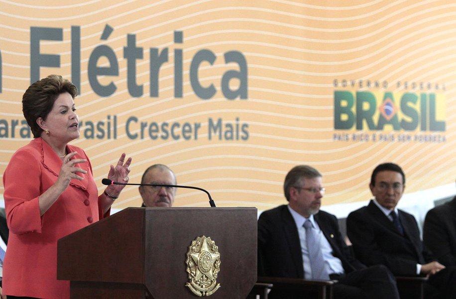 Em janeiro de 2013, começou a vigorar a redução média de 20% das tarifas de energia elétrica, por determinação da presidente Dilma; em evento recente, o ministro de Minas e Energia, Edison Lobão, disse que o governo vai continuar buscando a modicidade tarifária e a manutenção da redução dos 20% nas tarifas