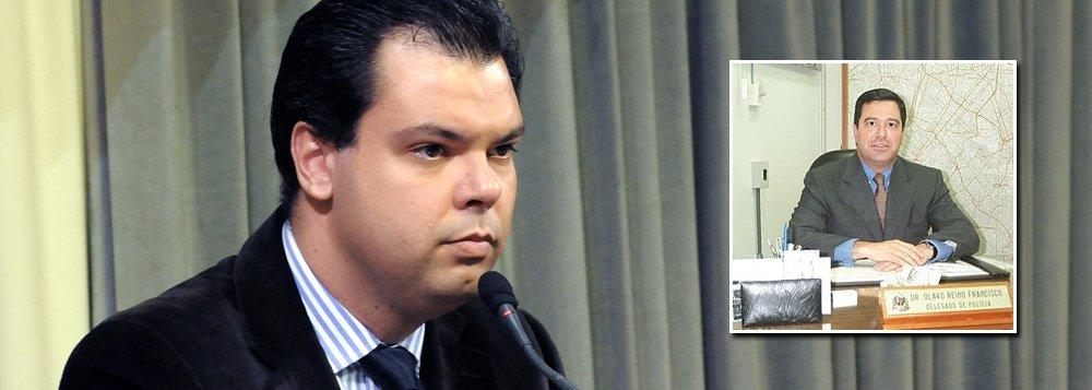 Desde o dia 26 de abril de 2012, o cargo de diretor executivo da Fundação Florestal, órgão subordinado à Secretaria do Meio Ambiente, é ocupado por Olavo Reino Francisco, ex-delegado do Departamento de Ordem Política e Social (Dops), órgão de repressão da ditadura militar; o deputado estadual Bruno Covas (PSDB), ex-secretário do Meio Ambiente, foi responsável pela nomeação do ex-delegado
