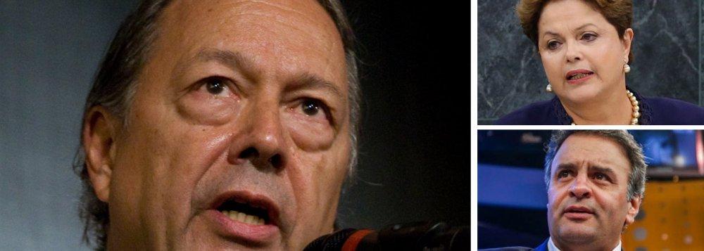 """Conselheiro do candidato tucano Aécio Neves, o ex-ministro Pedro Malan reconhece méritos dos governos de Lula e Dilma e propõe uma agenda comum para os próximos vinte anos; """"Mirando à frente, deveria ser possível, com um mínimo de boa-fé, honestidade intelectual e de recusa ao uso de rotulagens vazias, buscar construir as convergências possíveis"""", diz ele; desafios maiores, diz ele, são aumento da produtividade e melhoria da infraestrutura"""