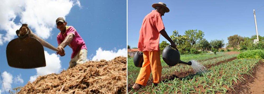 É de R$ 1,79 bilhão o valor dos empréstimos renegociados ou liquidados com base nas medidas emergenciais de apoio aos produtores rurais do Nordeste, atingidos pela seca dos últimos anos na Região; do total de 156.957 operações realizadas até o final de fevereiro, 125.616 foram no âmbito do Programa de Fortalecimento da Agricultura Familiar (Pronaf), envolvendo cerca de R$ 460 milhões; Bahia e Minas Gerais são os estados com o maior volume de recursos renegociados, respectivamente R$ 345 milhões e R$ 278 milhões
