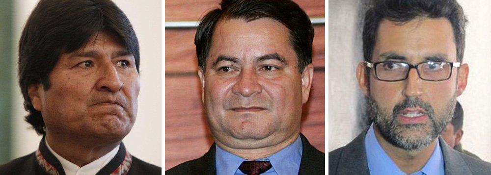 """A pretexto de salvar a vida do senador boliviano Roger Molina, o diplomata brasileiro Eduardo Saboia coordenou uma operação de altíssimo risco, que vem sendo considerada uma """"temeridade"""" pelo Itamaraty e pelo Palácio do Planalto; em duas ocasiões, o governo brasileiro recusou uma oferta da Bolívia para retirar Molina da embaixada sem o salvo-conduto (uma vez que ele responde a 20 processos no país, incluindo corrupção); diplomata agiu sozinho e pode ser exonerado; presidente Evo Morales estuda pedir extradição do boliviano, considerado um fugitivo"""