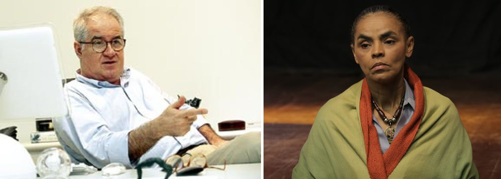 """Colunista Elio Gaspari diz que, em dois episódios concretos que se defrontou, """"a escalafobética propriedade do jatinho que caiu, matando Eduardo Campos, e dois pontos de seu programa, anunciados na sexta-feira e renegados no fim de semana"""", a candidata do PSB, Marina Silva, comportou-se de acordo com o manual da velha política, com explicações insuficientes ou jogando o problema para adiante"""
