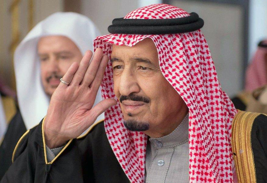 O rei saudita Salman disse neste sábado que a campanha militar do país no Iêmen contra combatentes Houthi continuará até que seus alvos sejam alcançados