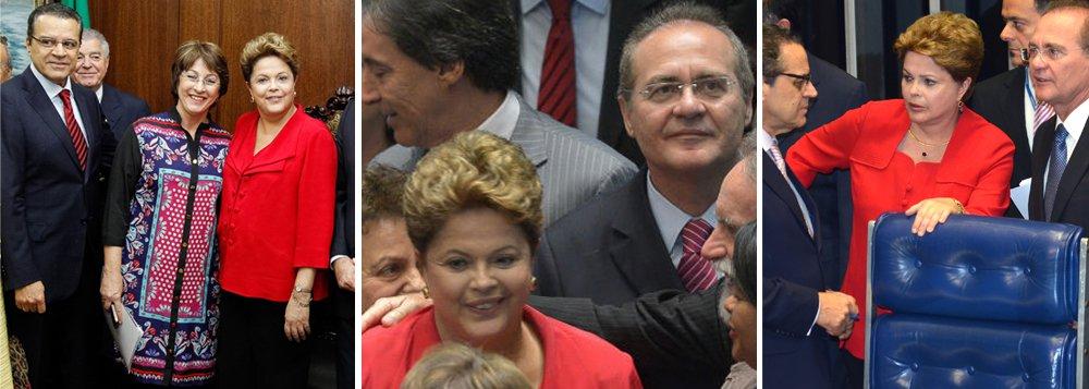 No que considera importante, governo vai conseguindo vitórias unânimes ou folgadas na Câmara e no Senado; desde a votação do Orçamento, em janeiro, até a aprovação do Marco Civil da Internet, ontem, presidente Dilma Rousseff controla rebeldias e consolida fidelidades; relação formal, porém amistosa, com presidentes Eduardo Alves e Renan Calheiros ajudou na suavização de tensões; a depender de decisão da ministra Rosa Weber, do STF, maioria dos parlamentares deve derrubar CPI exclusiva da Petrobras; Dilma está perto de passar incólume pela última armadilha e provar aos críticos que sabe dialogar e obter as leis que necessita para governar