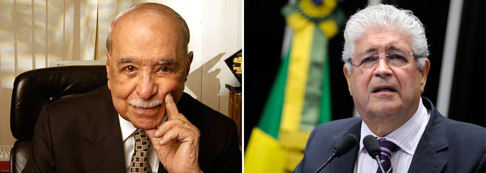 Senador do PMDB-PR entrou com um requerimento, na Mesa do Senado, pedindo ao Ministério das Comunicações para esclarecer ilegalidades sobre a transferência da concessão do Canal 5 de São Paulo ao jornalista Roberto Marinho, na década de 70